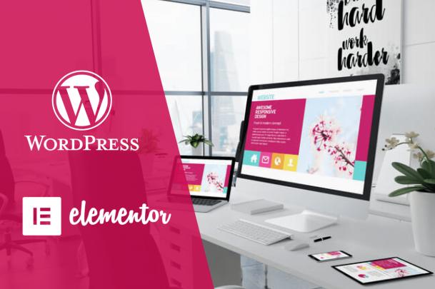 Diseña la Interfaz o Tema de tu Sitio Web en WordPress con Elementor