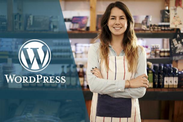Crea y Administra Sitios Web para Empresas y Negocios con WORDPRESS